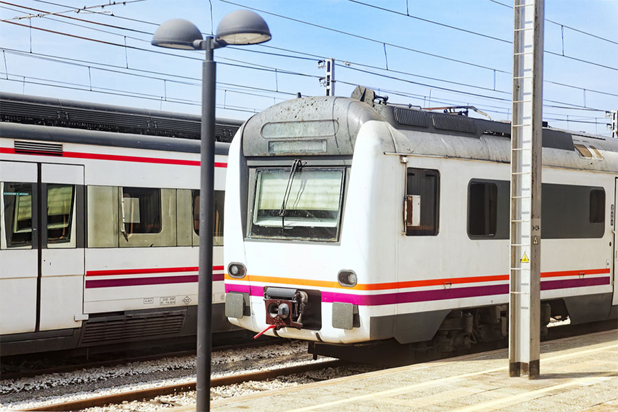 Поезд Medium Distance