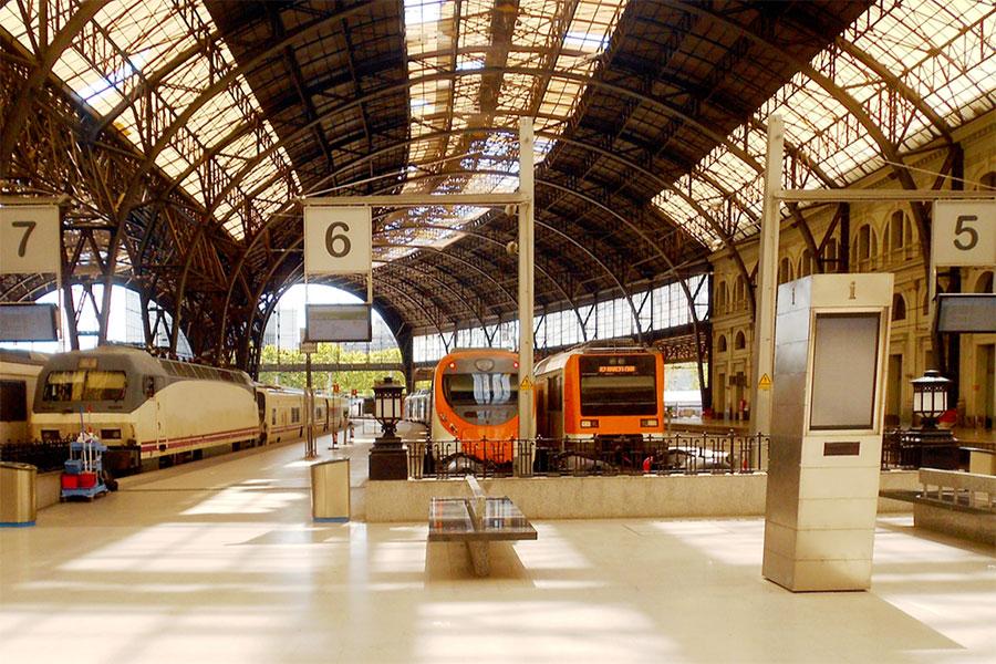 Поезд Trenhotel