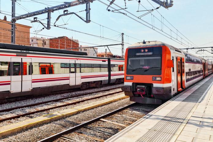 Поезд R EXPRES