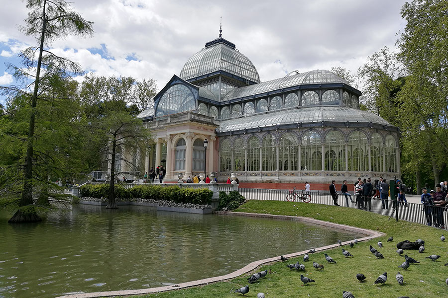 Парк Буэн-Ретиро