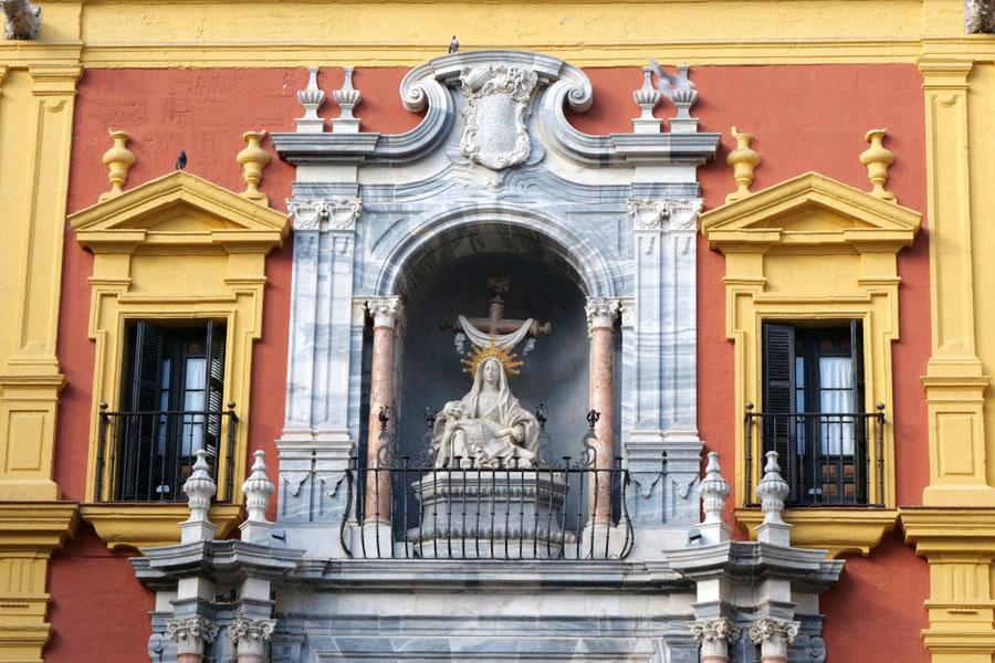 Епископский дворец в Малаге
