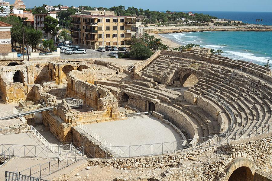 Амфитеатр в Таррагоне