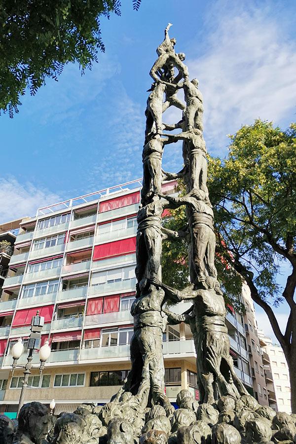 Памятник кастелларам