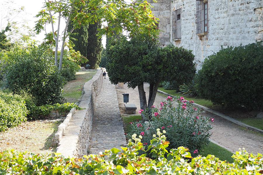Римские стены в Таррагоне