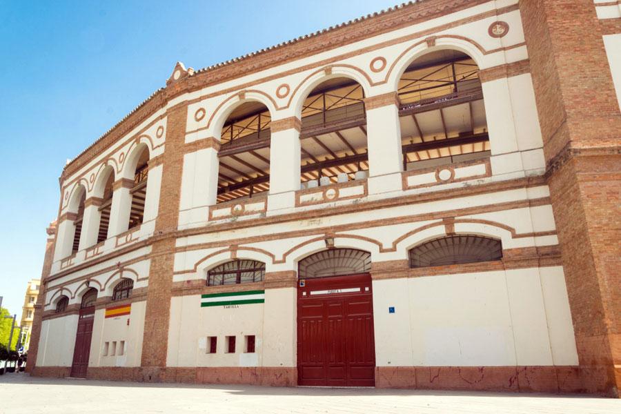 Арена для боя быков в Малаге